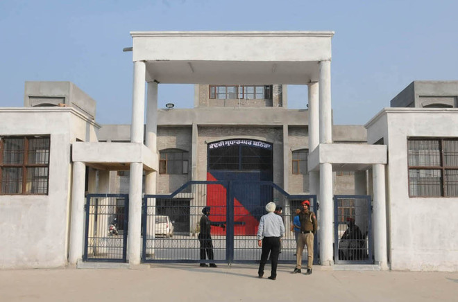 Three mobile phones seized from Central Jail