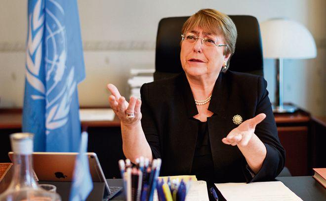 Now, the UN challenge