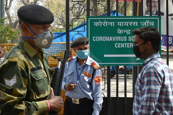 India's coronavirus tally nears 1,400; death toll 35