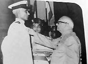 Destroyer of Pakistani submarine — Ghazi