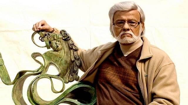 Creation is the only proof that I am there: Satish Gujral