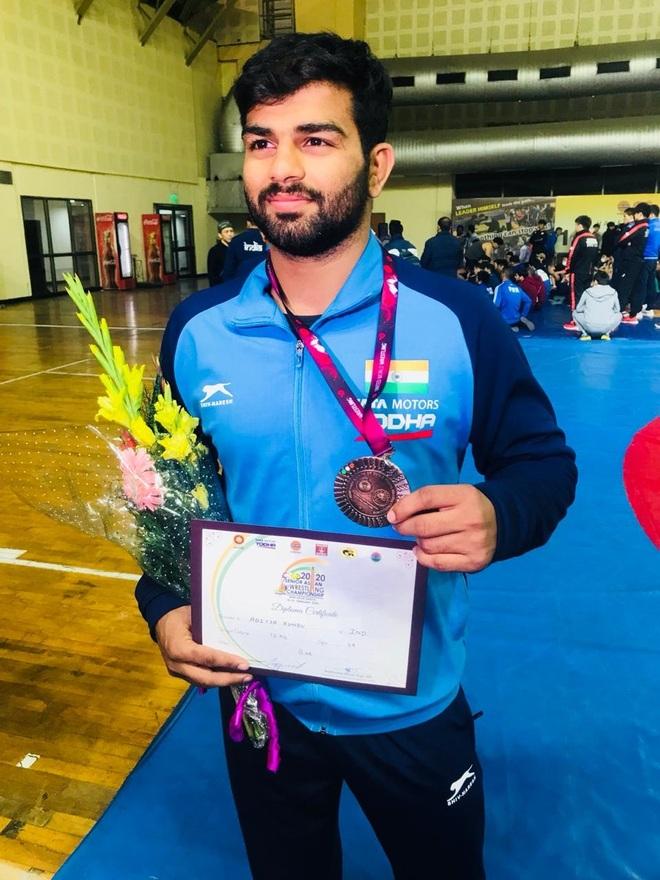 Aditya eyeing Olympics berth