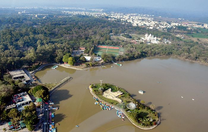HC: Sukhna lake of Chandigarh is legal entity, raze buildings in catchment area