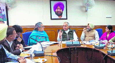 F&CC gives go-ahead to Rs137-cr Budget in Patiala