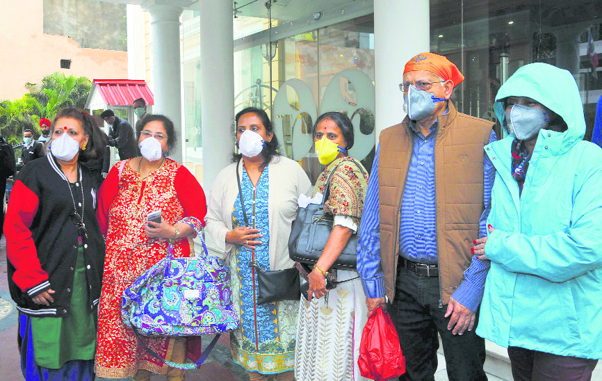 Coronavirus Nris Visiting Punjab Stay Put As Do Those Planning To Come