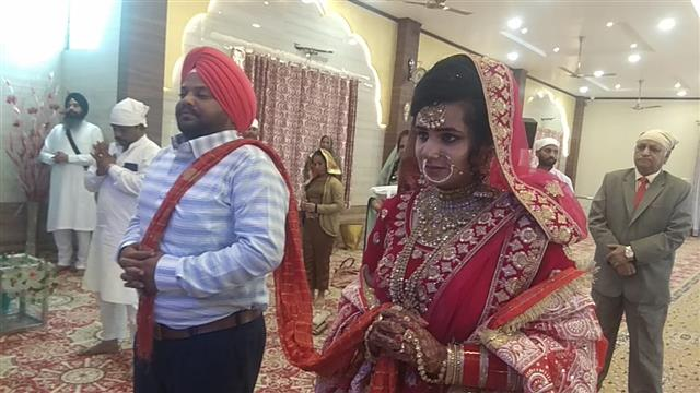 Covid 19 In Jalandhar A Wedding In The Times Of Curfew The Tribune India