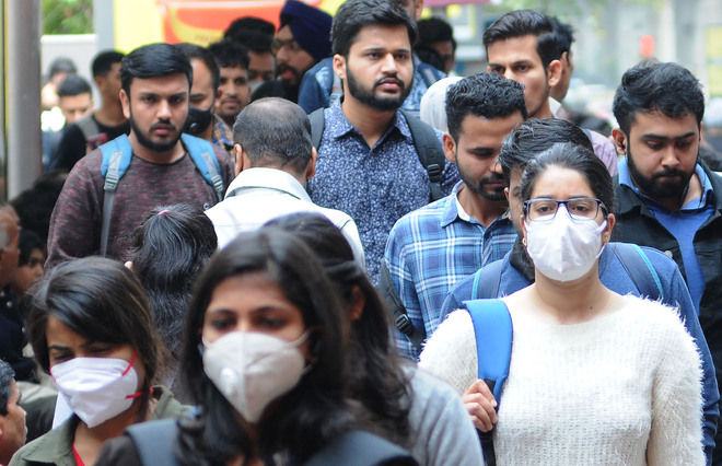 Chandigarh Administration makes mask must for residents at public places