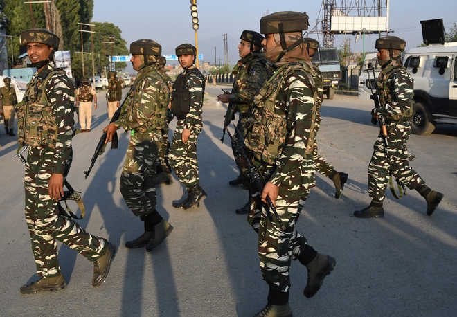 All CAPF personnel directed to use Aarogya Setu app to asses COVID-19 threat