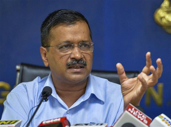 COVID-19 pandemic: Kejriwal holds video-conference with Delhi MPs