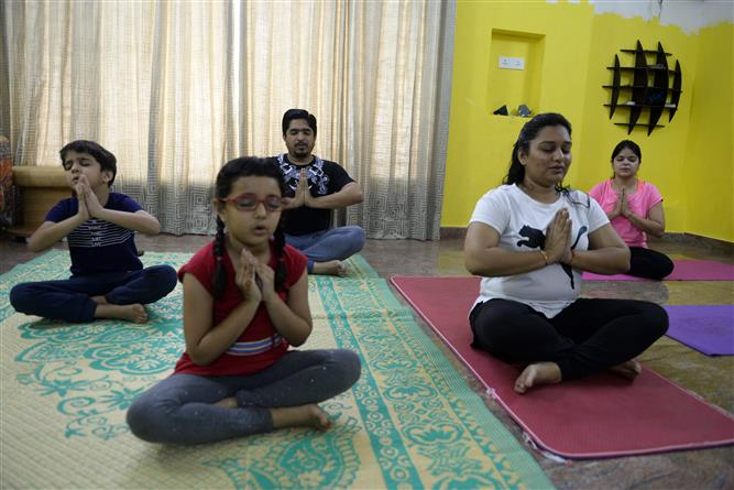 Covid-19: Turmeric milk to yoga, Ayush Ministry issues self-care guidelines
