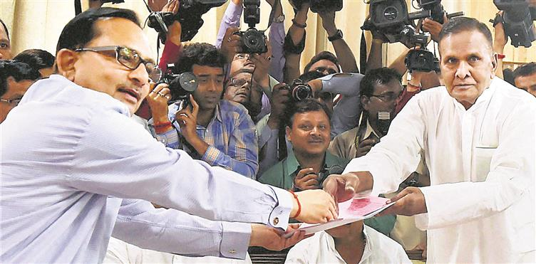Space for socialist politics in UP diminishing