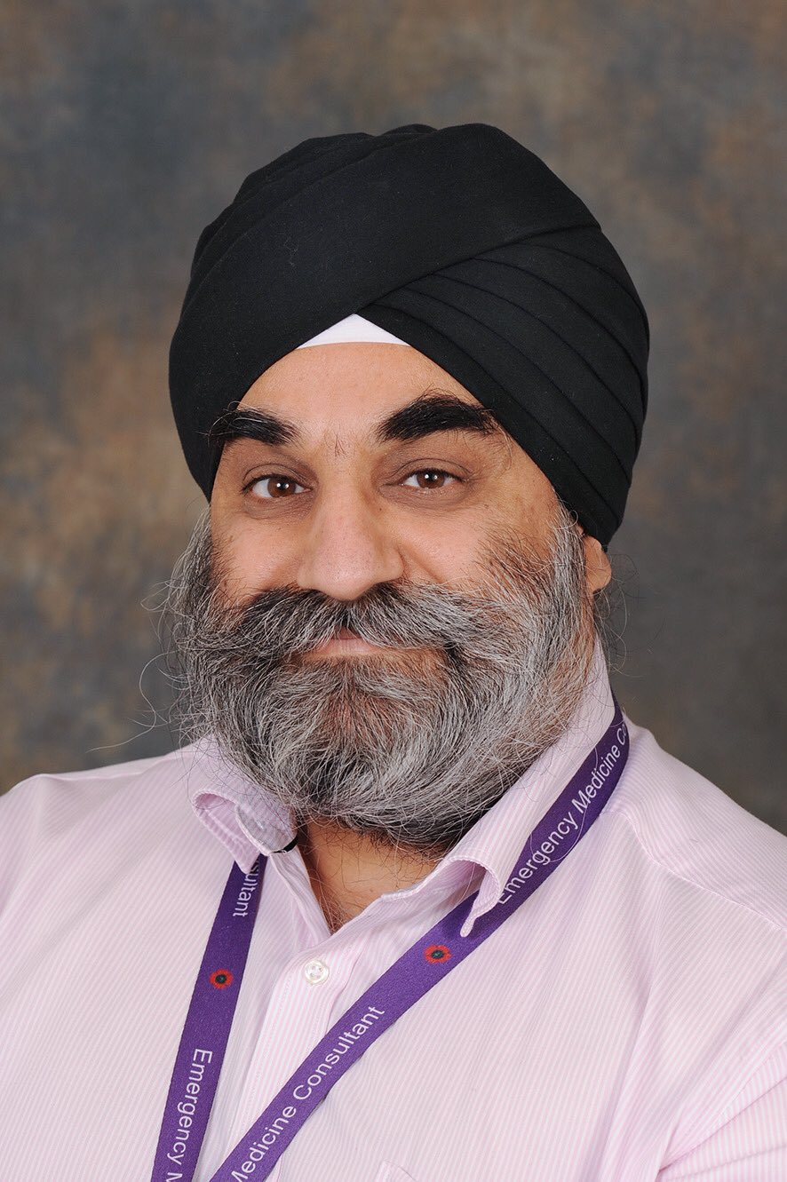 UK's first Sikh emergency doctorManjeet Singh Riyat dies on coronavirus frontline; Twitter mourns