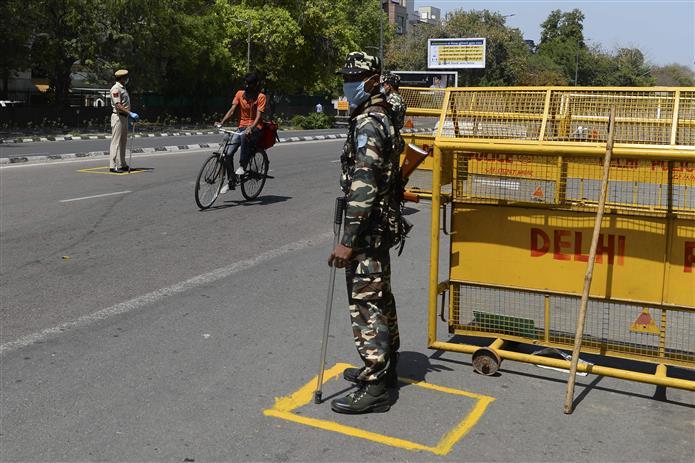 49-year-old Delhi traffic policeman tests positive for coronavirus