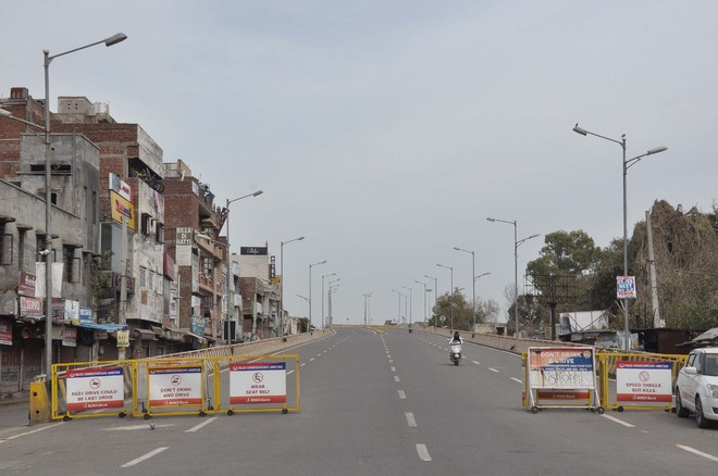 60 rounded up for defying curfew in Amritsar