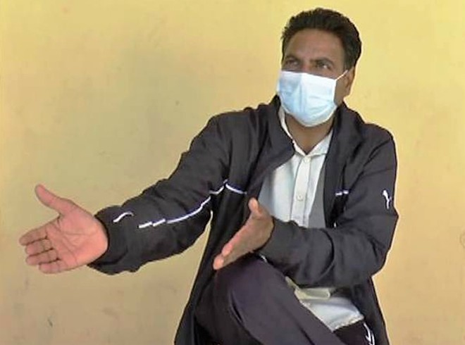 Punjab's first Covid positive person shares his victory against deadly virus