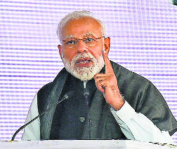 Battle against Covid to be long one: PM