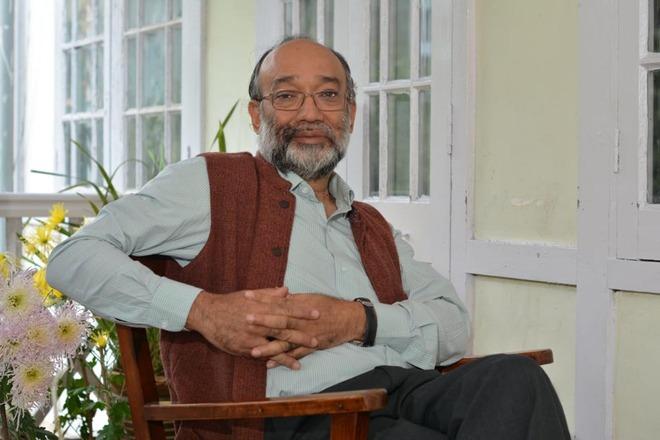 Sanjoy Hazarika sheds light on 'new normal'