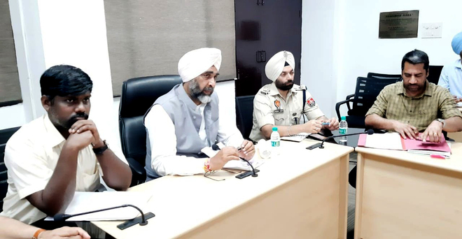 Rs 150 cr given to combat virus till now: Manpreet