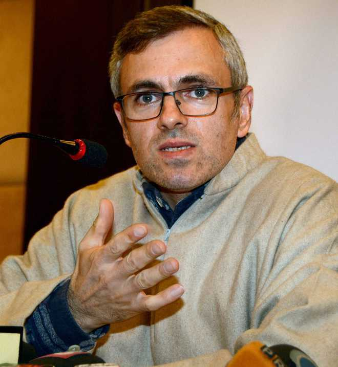Omar denies political reasons for his Delhi visit, dismisses speculation that NC divided on issues
