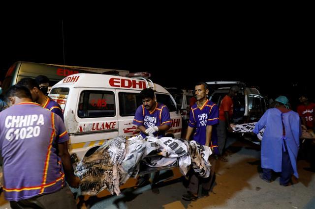 Head of Pakistan's Bank of Punjab among two survivors of PIA plane crash