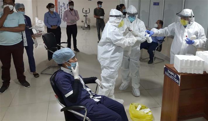 Coronavirus: Punjab reports 39 new cases; state tally rises to 2,197