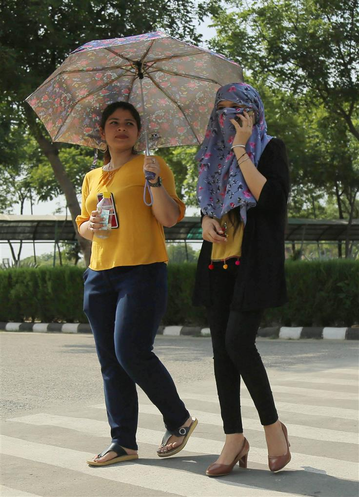 Bathinda sizzles at 47.5 degrees, highest temperature in city in 20 years