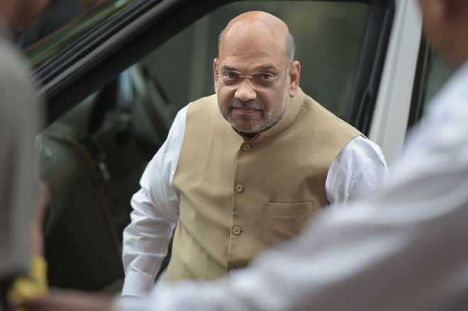 Amit Shah meets PM Modi, briefs on chief ministers' suggestions on lockdown