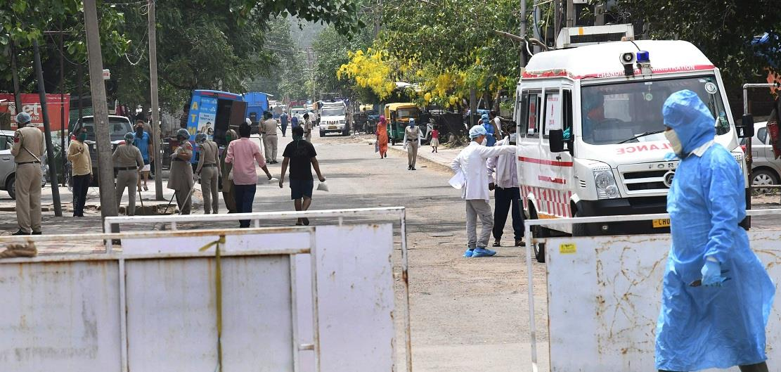 No new COVID-19 case in Chandigarh, 10 patients discharged