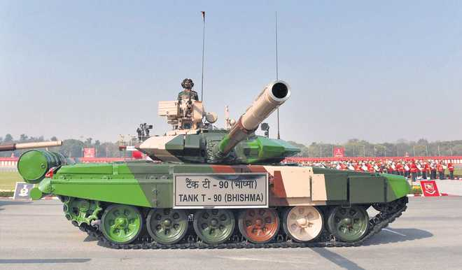 Army to outsource tank repairs to private parties