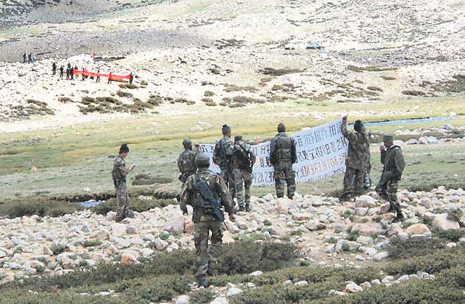 India, China locked in tense military stand-off in eastern Ladakh
