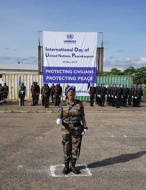 Indian Army officer Major Suman Gawani to be honoured with UN Gender Advocate Award