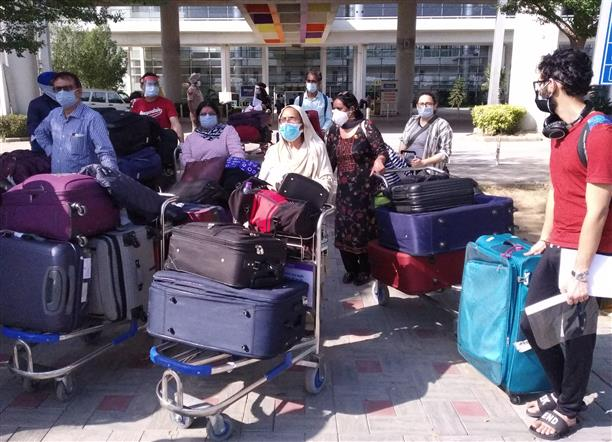 Punjab to home-quarantine asymptomatic domestic travellers for 14 days