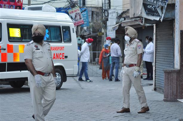 Two more Covid-19 cases in Mohali take total count to 114