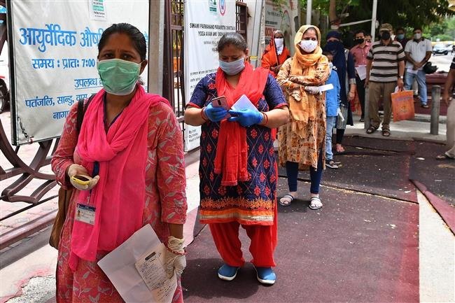 Delhi records spike of 1,106 more cases; total tally now over 17,000