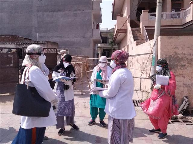 Punjab, Haryana seem to have crossed the peak in coronavirus cases, says public health expert
