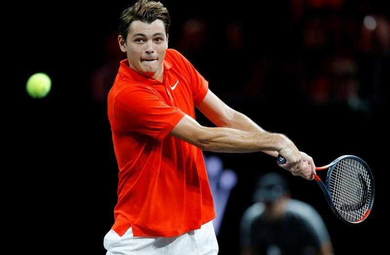 Fritz, Rae win virtual tennis charity tournament