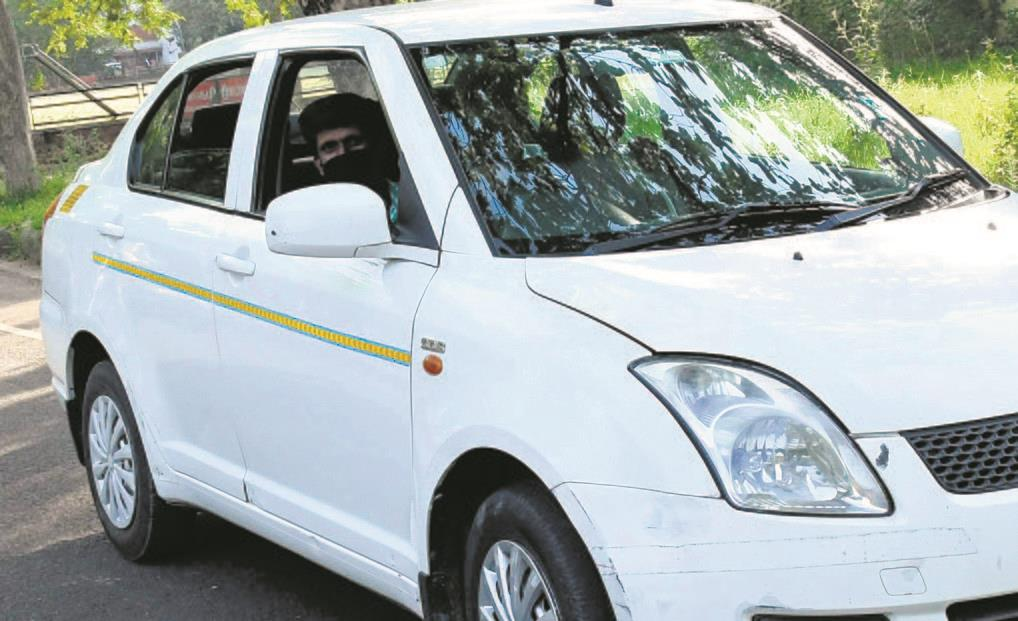 ACs switched off, cab drivers, passengers feel pandemic heat