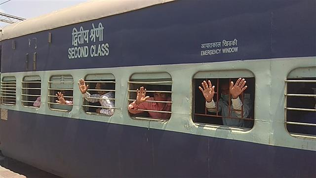 Railway staff gear up to handle passengers from June 1
