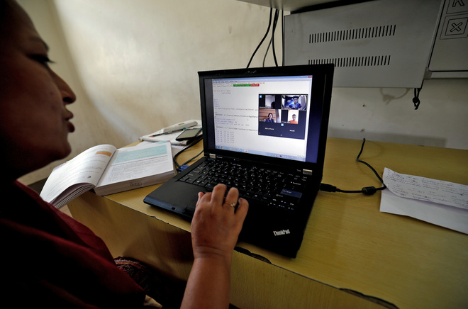 Online classes don't click in Nuh, 2 lakh students affected