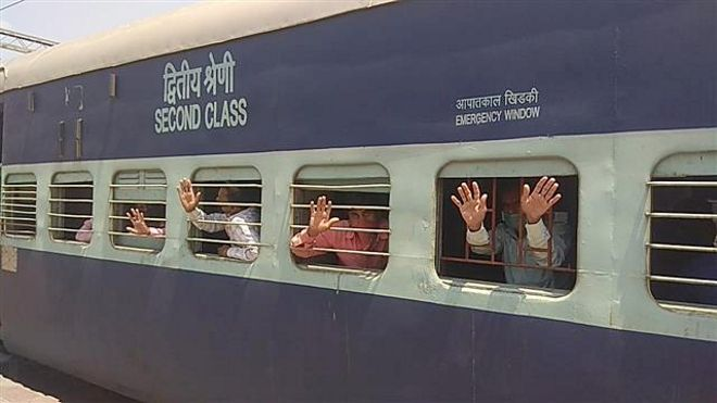 Of 1.5 lakh migrant workers, over 95K sent by 76 Shramik trains