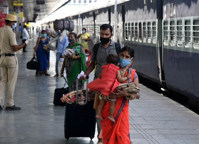 Punjab govt: e-pass must for train travel