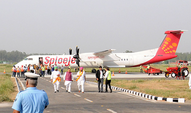 Adampur airport to reopen tomorrow