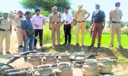 Booze scam: Three days, 50 cases, 1 district