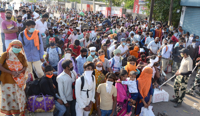 Over 34K migrants leave Punjab in 6 days