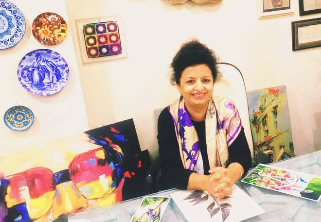 Artists' unique work during lockdown will help us sustain, feels art gallery owner