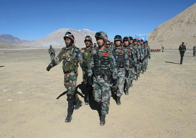India, China see tension mounting in Ladakh
