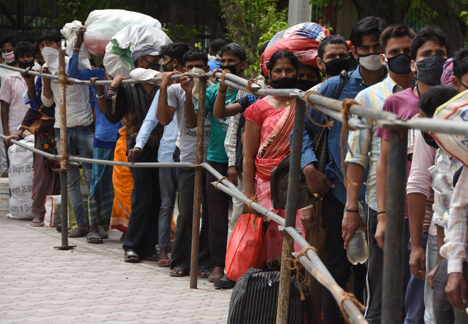 3L migrants leave Ludhiana in month