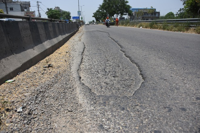 Southern Bypass crying for attention