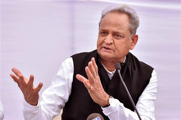 Rajasthan CM demands PM to clarify actual status on LAC