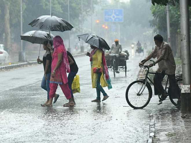 Pre-monsoon rains surplus in Punjab and Haryana but deficient in Himachal
